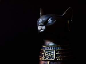 Dea egizia Bastet - Immagine tratta dal web