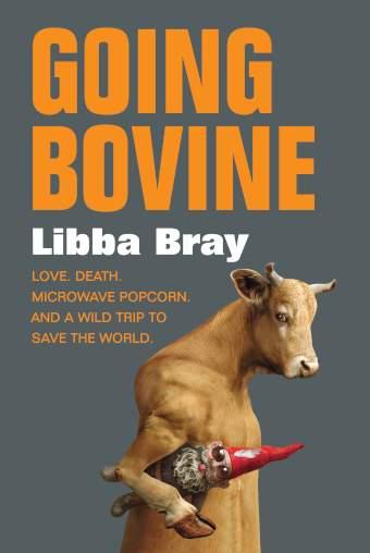 Going bovine - Immagine utilizzata per uso di critica o di discussione ex articolo 70 comma 1 della legge 22 aprile 1941 n. 633, fonte Internet
