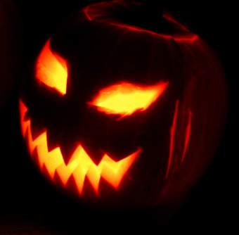 Facce Zucche Di Halloween.La Zucca Di Halloween