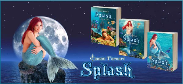 "La ""saga Splash"" dell'autrice Connie Furnari"